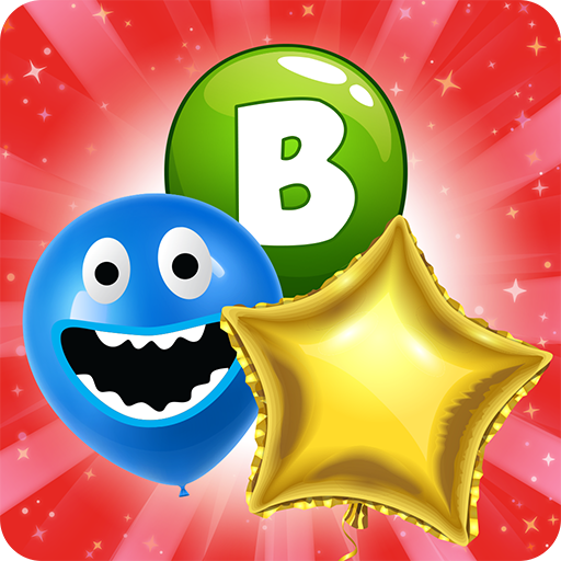 Balloon Pop 🎈- preschool education for kids (game)