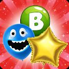 Balloon Pop - preschool education for kids icon