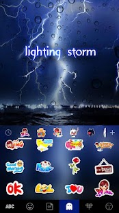 Lighting-Storm-Kika-Keyboard 4