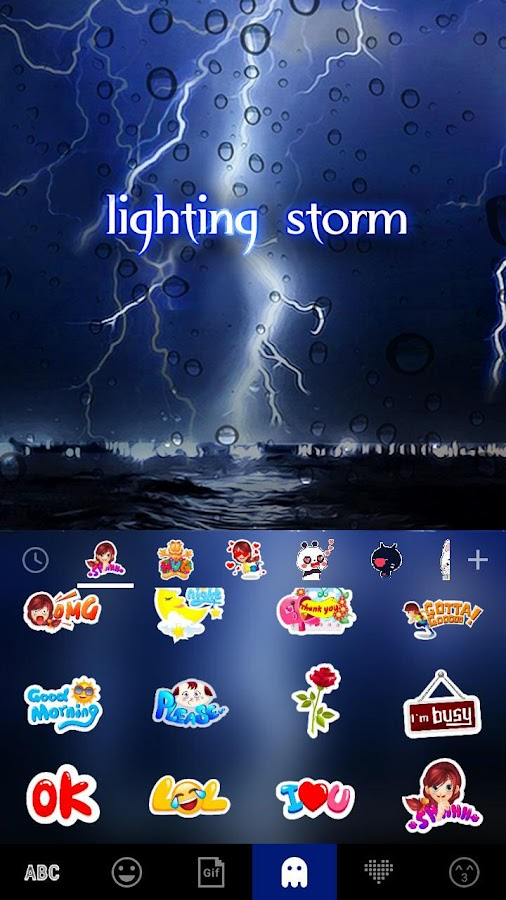 Lighting-Storm-Kika-Keyboard 12
