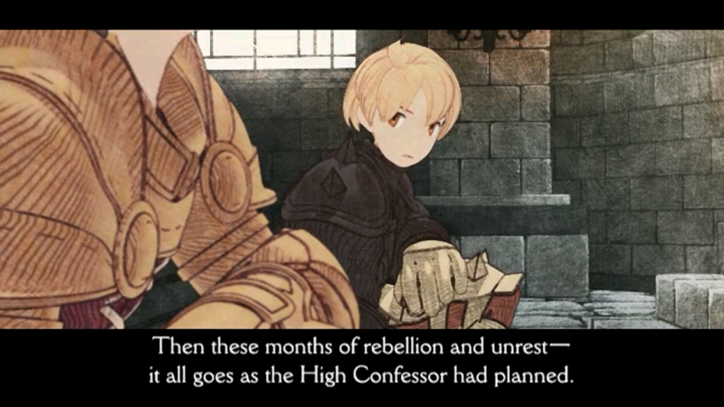FINAL FANTASY TACTICS : WotL Screenshot 0