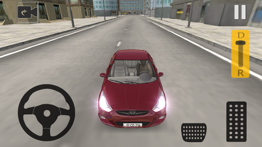 Popular Car Driving 1.0.1 Cheat screenshots 2