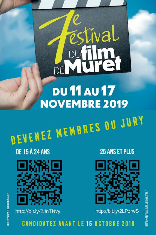 Devenez Membres des Jurys du Festival du Film de Muret