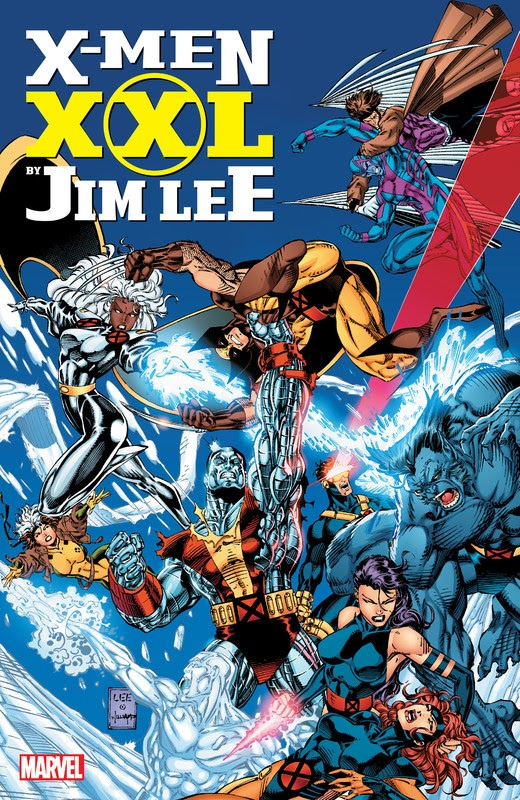 X-Men XXL by Jim Lee (2019)