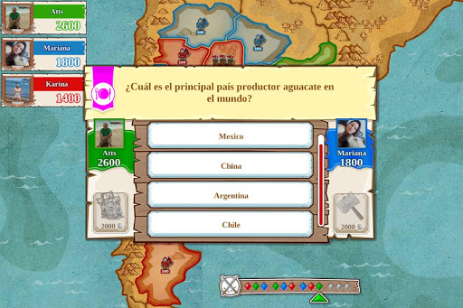 Triviador Argentina screenshot 15