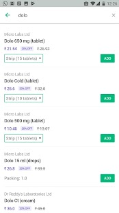 Myra Medicines - Delivery in 60 minutes- screenshot thumbnail