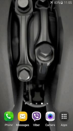 摩托车发动机视频动态壁纸