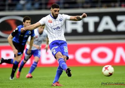 Samuel Gigot (ex-AA Gent en KV Kortrijk) kan op interesse rekenen van een Franse topclub