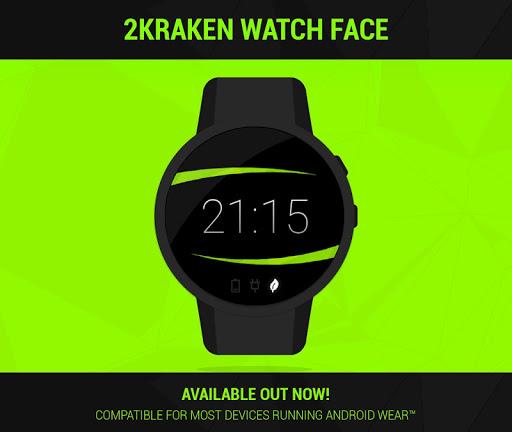 2Kraken Watch Face