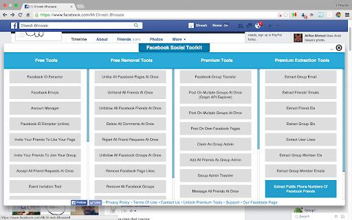 Facebook Toolkit Free
