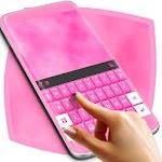 Pink Nation Keyboard Theme Icon
