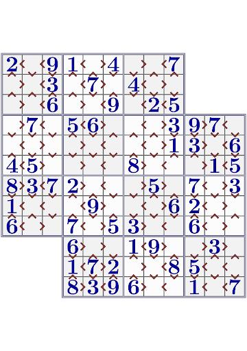 VISTALGYu00ae Sudoku modavailable screenshots 6