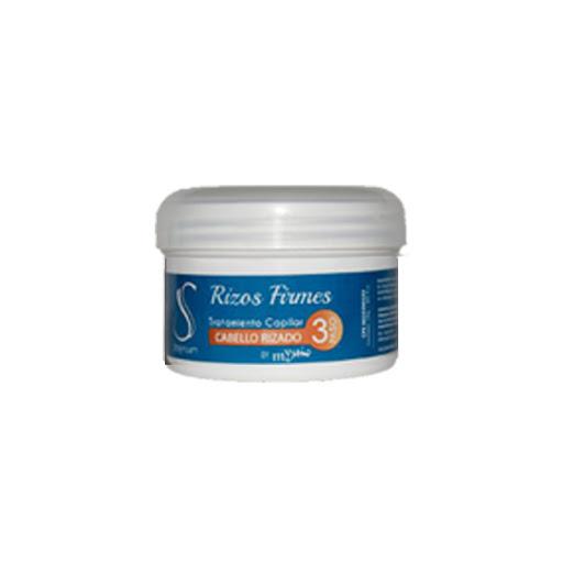 bano de crema shaynoam tratamiento capilar rizos firmes p/3 150ml