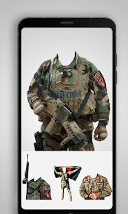 Afghan Army Suit Editor - Uniform changer 2019 Screenshot