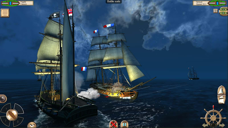 The Pirate: Caribbean Hunt Screenshot 1