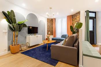 Appartement meublé 5 pièces 105 m2