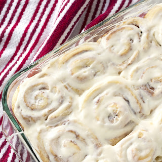 Instant Yeast Cinnamon Rolls Recipes