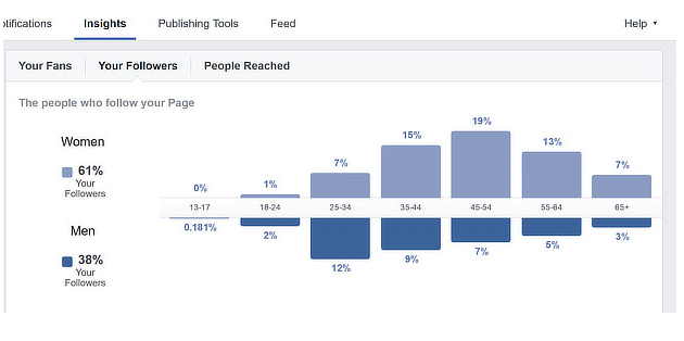 Facebook Analytics - Content Marketing Strategy 2020