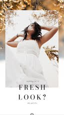 Fresh Look? - Facebook Story item