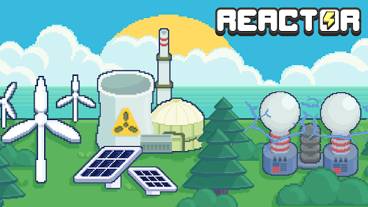 Reactor - Idle Tycoon - Energy Sector Manager 1.69 (Free Shopping)