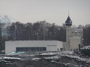 Photo: Salzburg, Blick auf Museum der Moderne