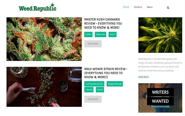 Weed republic
