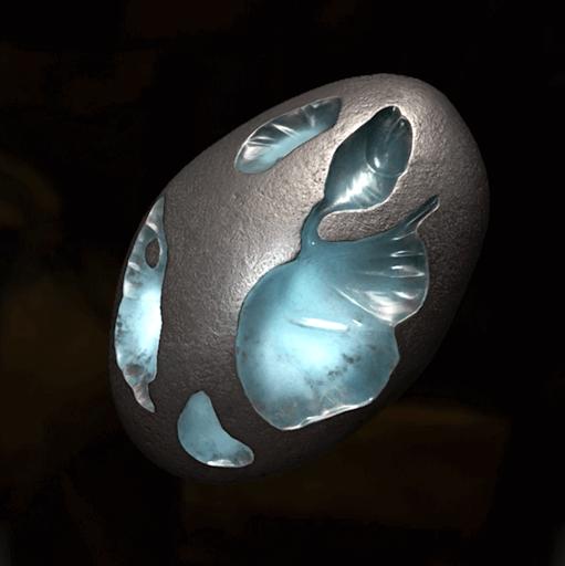 純粋なにび石