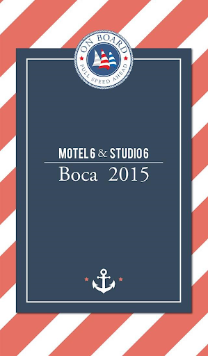 Motel 6 Studio 6 Boca 2015