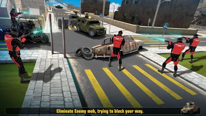 Assault Force Shooter - screenshot