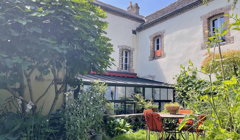 Hôtel particulier Longny-au-Perche