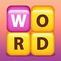 Word Crush - Fun Word Puzzle Game icon