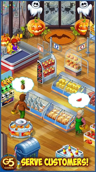 🎃Supermarket Mania® Journey- screenshot thumbnail