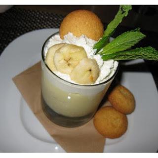 Southern Banana Pudding.