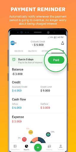 Money Lover: Expense Manager & Budget Tracker 4.2.2.2020100704 Screenshots 6
