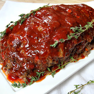 Honey Barbecue Sausage Meatloaf