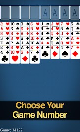 FreeCell Solitaire Screenshot 4