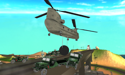 Helicopter Flight Simulator 3D- screenshot thumbnail