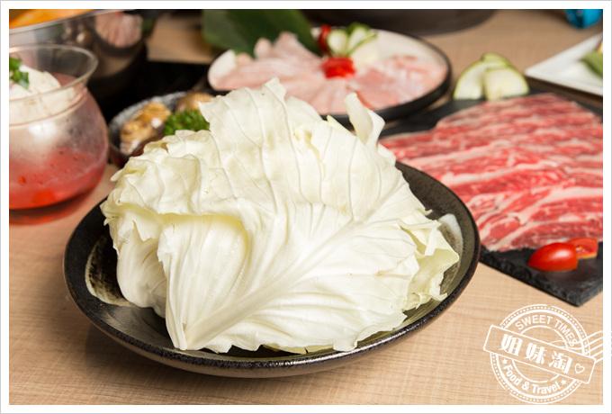 星洲火鍋高麗菜
