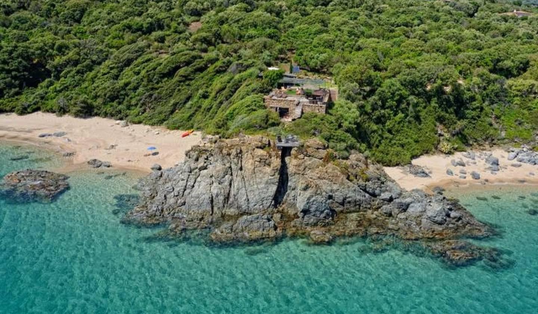 Maison en bord de mer avec jardin Propriano