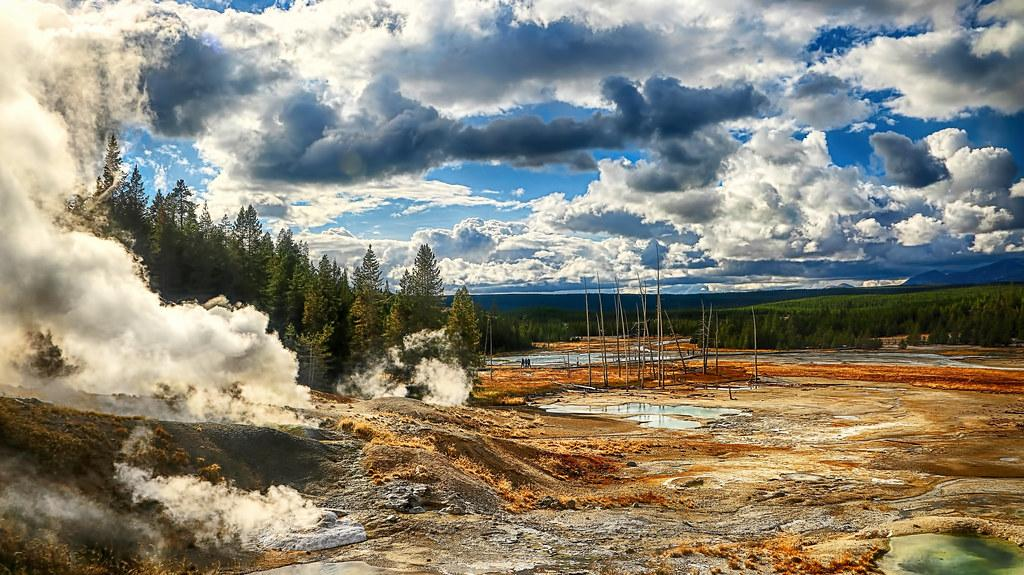 Yellowstone National Park, WY | Yellowstone National Park, W… | Flickr