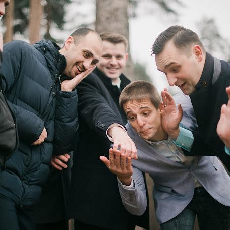 Wedding photographer Veronika Shashkova (vazhnina). Photo of 19.01.2018