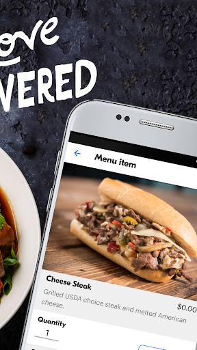 Grubhub: Food Delivery  screenshots 2