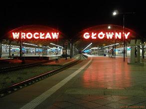 Photo: Hala peronowa {Wrocław Główny; 2013-05-16}
