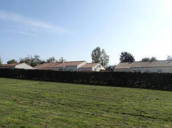 Terrain à bâtir 673 m2