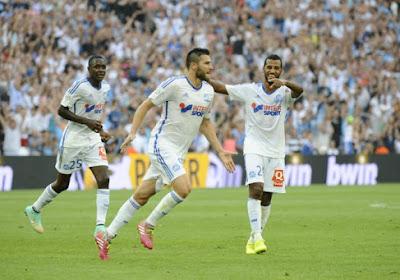 Leider Marseille zonder Batshuayi in dol slot voorbij Caen