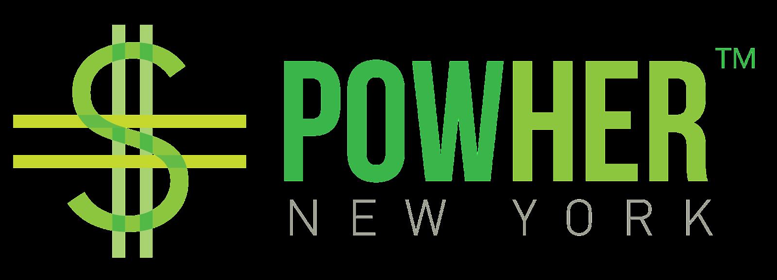 POWHER New York Logo