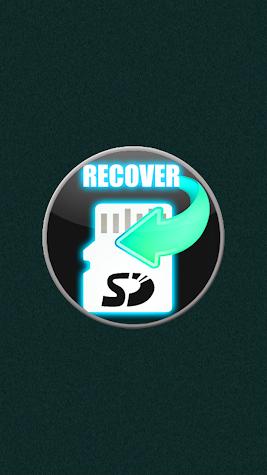SDCard Recovery File Screenshot