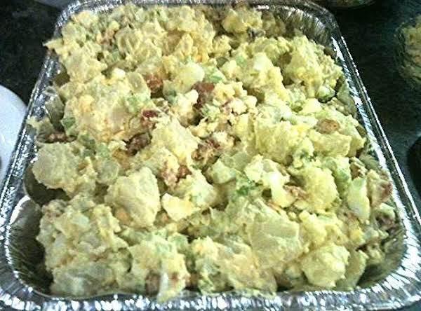 Homemade Southern Potato Salad Recipe