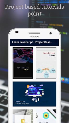 Lernen Sie JavaScript - Projektbasierte Tutorials Punkt-Screenshots 9