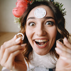 Wedding photographer Yuliya Bazhenova (juliamiss). Photo of 10.07.2018